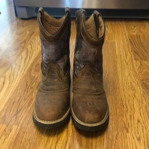 Camp leather boots ITASCA